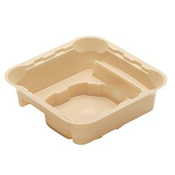 Plastic Disposable Mixing Tray Each