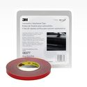 3M Automotive Attachment Tape, Gray, 1/2 inch X 20 yards, 30 mil, 06377