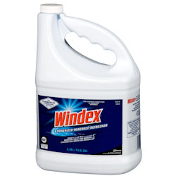 Windex Powerized Formula Glass & Surface Cleaner, 1 gal. Bottle