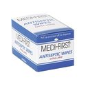 Antiseptic Wipes, Extra Large, Box of 20 Individually Wrapped Wipes