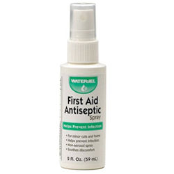 First Aid Antiseptic, 2 oz. Spray Bottle