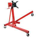 1,250 lbs. Fold-able Engine Stand with 360 Degrees Rotatable Head, ATD-7479