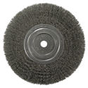 "ATD Tools 8"" Wire Wheel with Spacer for 5/8"" Arbor, Priced Each"