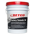 Betco Factory Formula HP High Performance Industrial Cleaner Degreaser Concentrate, 5 Gallon